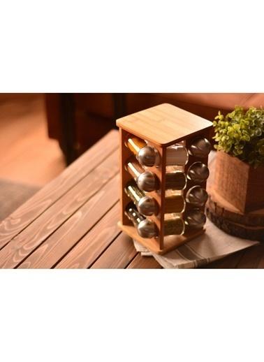 Bambum Bambum Resital - 16'lı Dönen  Baharatlık Renksiz